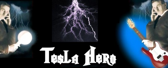 Tesla Hero, An Awesome Million Volt Guitar