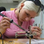 Soldering for Senior Design