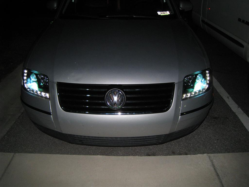 Module Produces The Power For The Low Beam Headlights