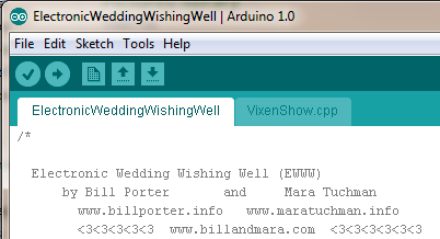 Add string to string arduino